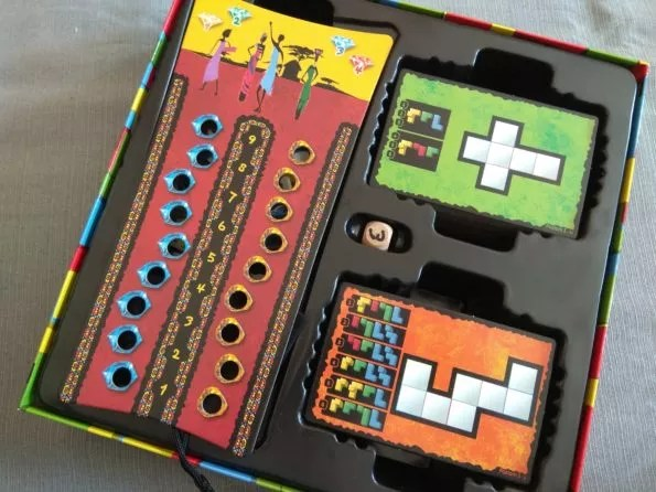 Pudełko Ubongo 3D