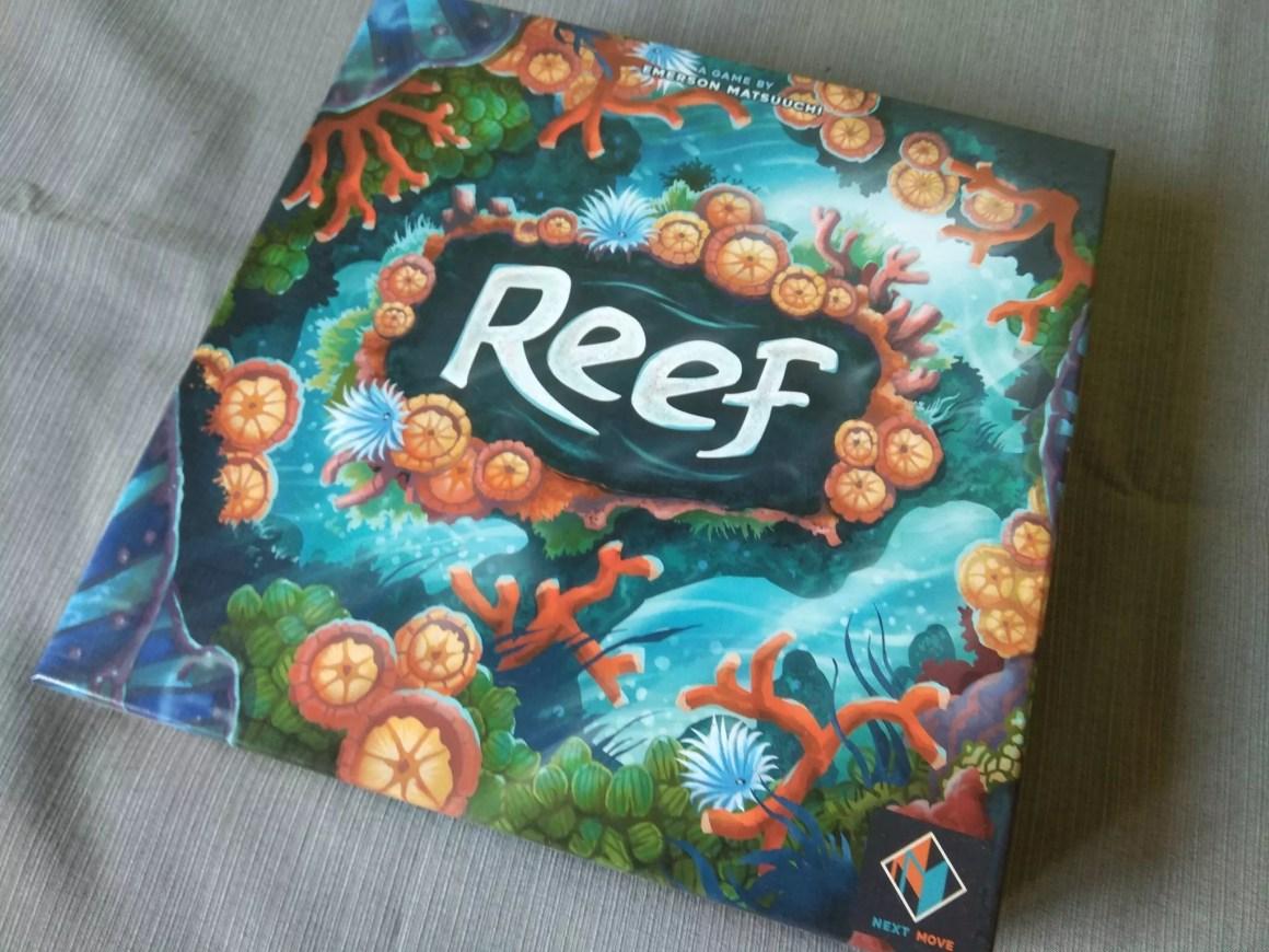 Reef pudełko