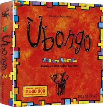 Ubongo gry planszowe