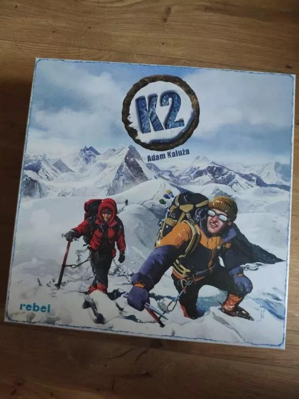 K2 gra planszowa