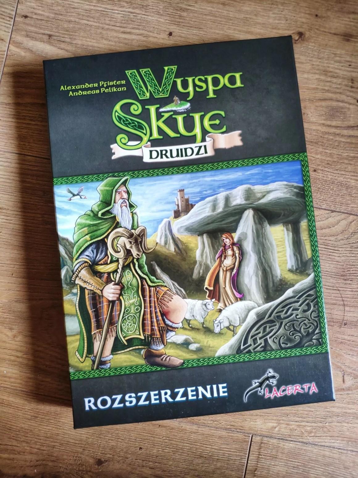 Wyspa Skye: Druidzi dodatek