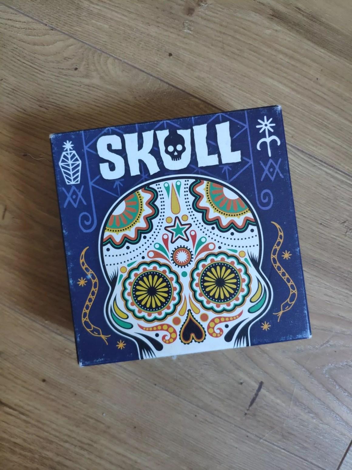 Skull gra planszowa