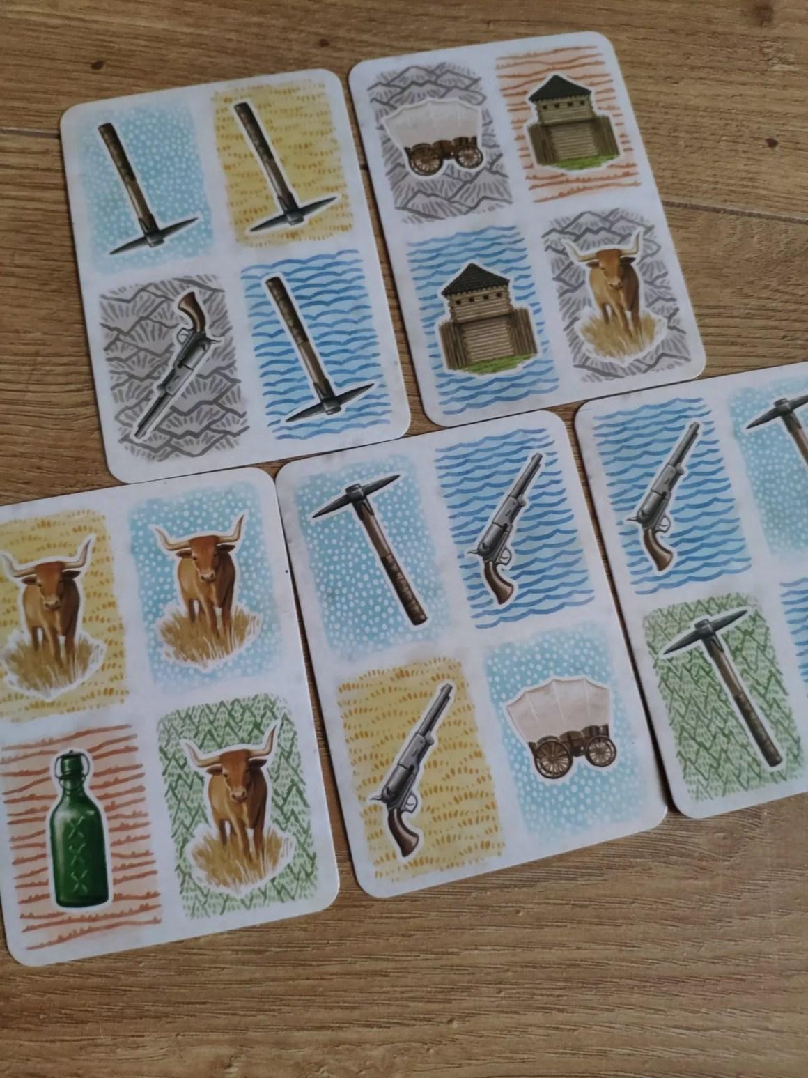 Pionierzy karty