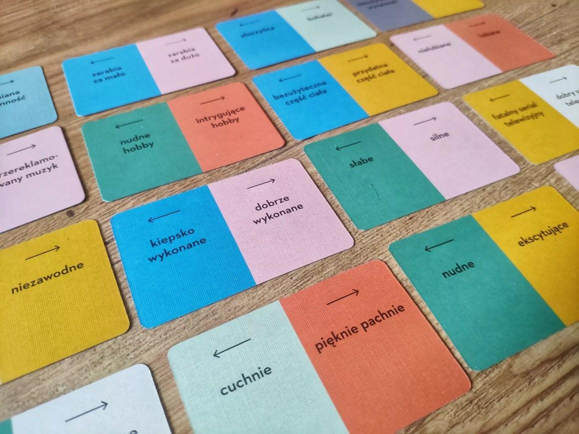 Karty z gry imprezowej