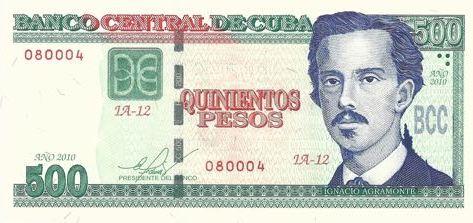 500-Peso-Note (Quelle: Banknotenews.com)