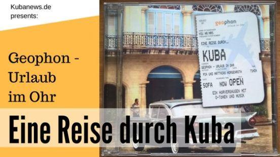 Eine Reise durch Kuba - Artikelüberschrift