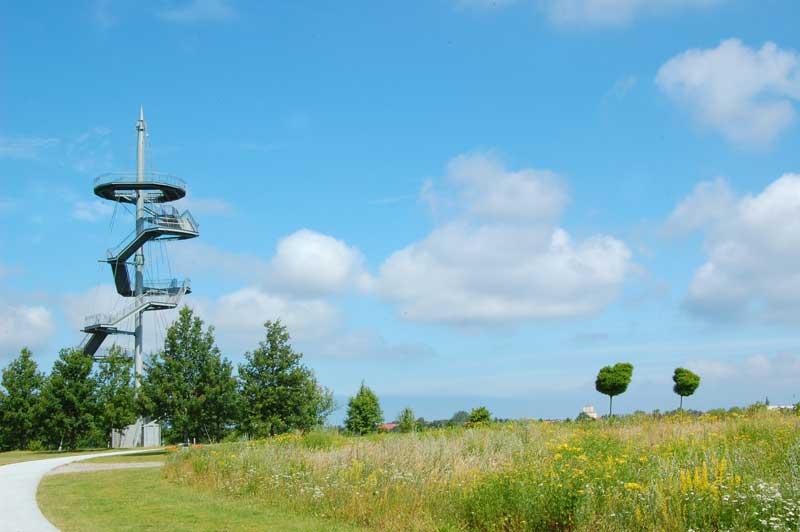 Wismar Bürgerpark Turm