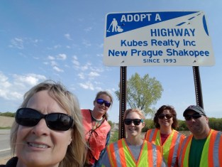 Adopt a highway MN