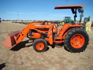 Kubota MX5000DT Tractor Master Parts Manual Download