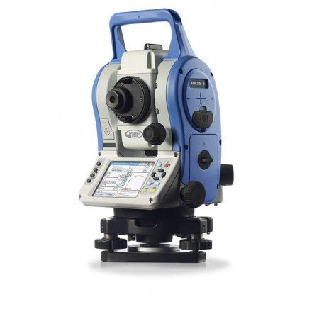 Total Station Spectra Focus 8
