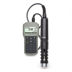 Hanna HI 98195 Multiparameter pH Temperature