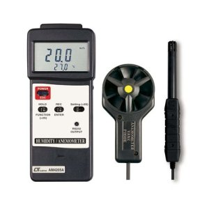Lutron AM4205A Anemometer and Humidity