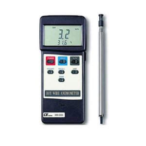 Lutron AM4204 Portable Hotwire Anemometer