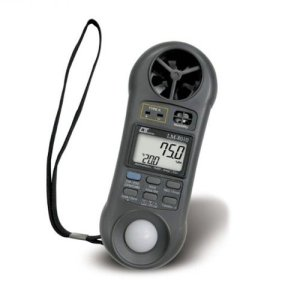 Lutron LM-8010 Anemometer 4 in 1