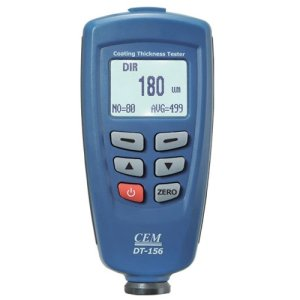 CEM DT 156 Coating Paint Thickness Tester