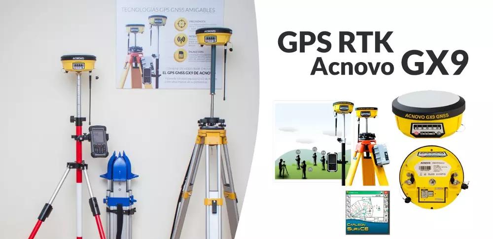 GPS Acnovo GX9