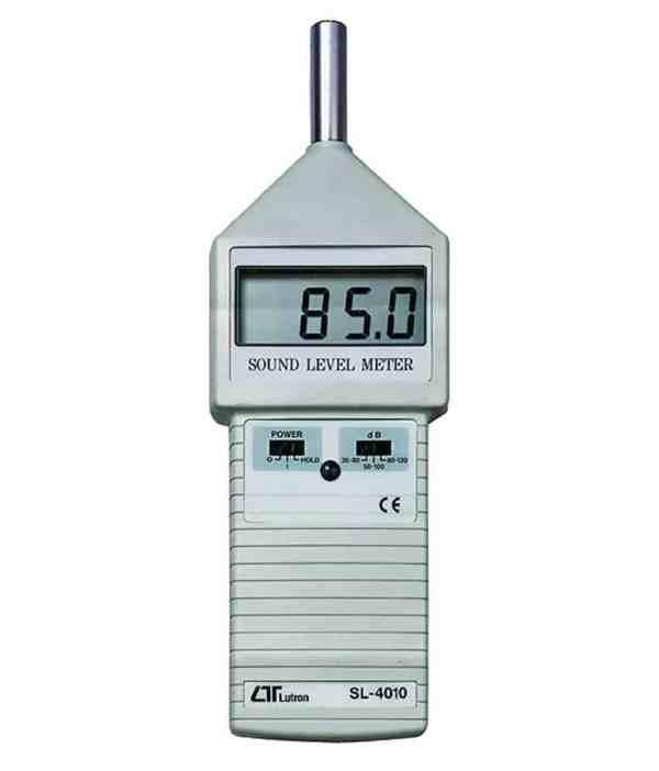 Lutron SL 4010 Sound Level Meter
