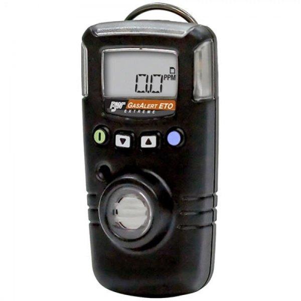 BW Technologies GasAlert Extreme [GAXT-E-DL-B] Single Gas Detector Ethylene Oxide (ETO), 0 To 100ppm