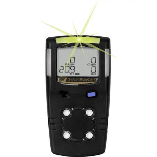 BW Technologies GasAlert MicroClip X3 [MCX3-XW00-B-NA] 2-Gas Detector , %LEL & Oxygen (O2)