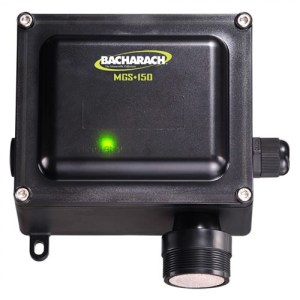 Bacharach MGS-150 [6300-2032] Gas Transmitter, NH3, 0-1000 Ppm, IP66 Housing, Low Temp