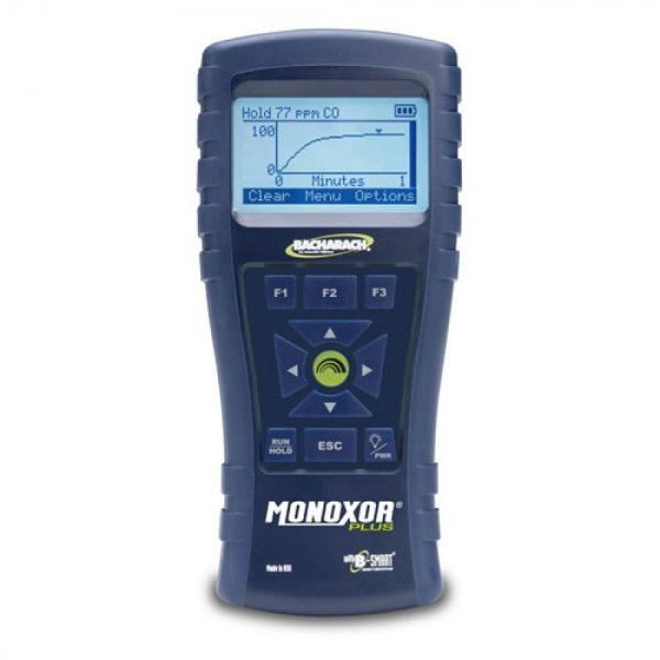 Bacharach Monoxor Plus [0019-8117] Carbon Monoxide Analyzer Basic Kit