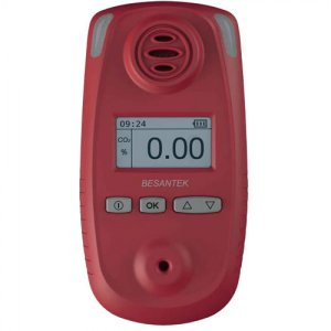 Besantek BST-MG01CO2 Single Gas Detector, Carbon Dioxide (CO2)