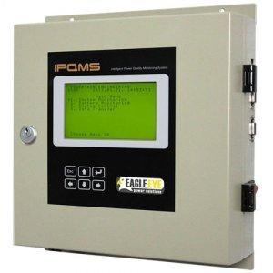 Eagle Eye IPQMS-C64 Battery Monitoring System For 0-120 VDC Systems Using 1.2-12V Batteries