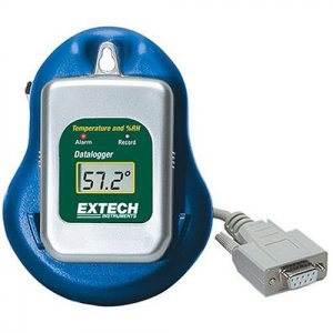 Extech 42275 Temperature/Humidity Datalogger Kit With PC Interface