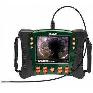 Extech HDV610 High Definition VideoScope (5.5mm Diameter/1m Flexible Cable)