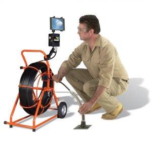 General Pipe Cleaners Gen-Eye SL-M-GPR-A Prism Mini Sewer Camera Command Module