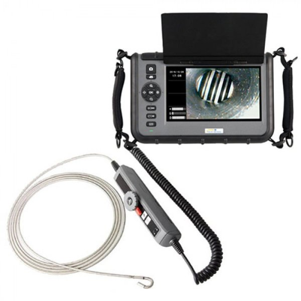 PCE Instruments PCE-VE 1014N-F Inspection Camera 2-Way Head W/ 1.5 M Cable