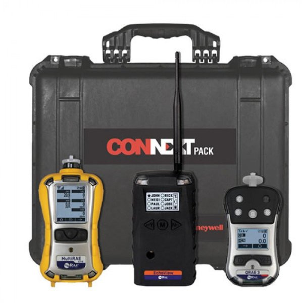 RAE Systems ConneXt Pack Kit [F04R-B1111-000] One QRAE Gas Detector Amount With Pumped
