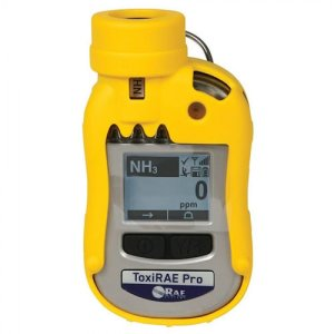 RAE Systems ToxiRAE Pro Single Gas Monitor