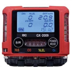 RKI Instruments GX-2009 Gas Monitor