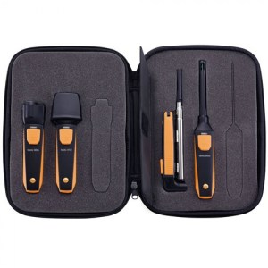 Testo 0563 0003 VAC Smart Probe Set With Smart And Wireless Probes