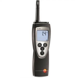 Testo 625 [0563 6251] Compact Thermo-Hygrometer With Integrated Humidity Probe Head