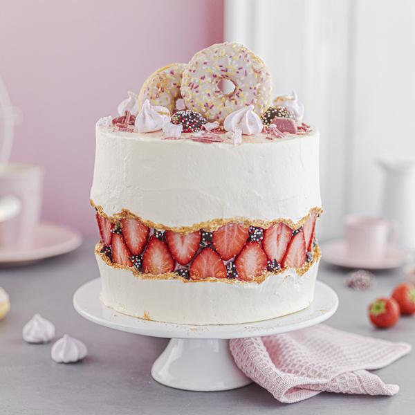 torten rezepte torte dekorieren