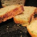Chlebek z pesto.Kuchenna aromaterapia.