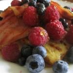 Niedzielne przyjemności.Moje śniadanie ,u Tiffany'ego'.