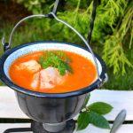 Halászlé. Węgierska zupa rybna.Wspólne gotowanie z Formułą – Węgry