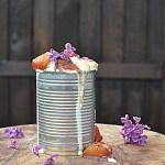 Lody z labneh i karmelizowanym rabarbarem. Kulinarne opowieści