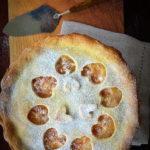 Jabłkowe ciasto na jesienny podwieczorek. Dwie Basie kochane!