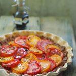 Pomidorowa tarta na orkiszowym spodzie. Tak smakuje deszczowa niedziela