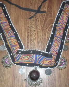 Afghani Handmade Belt with Gems Stone