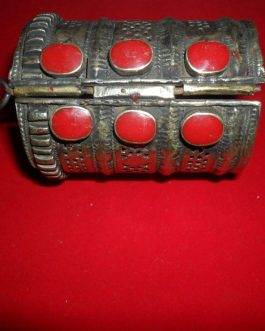 Antique Cuff/Bracelet with stones