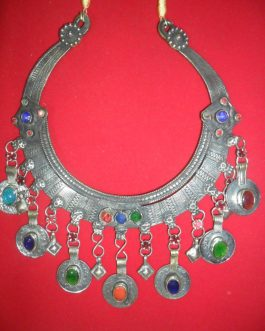 Afghani Moon Necklace