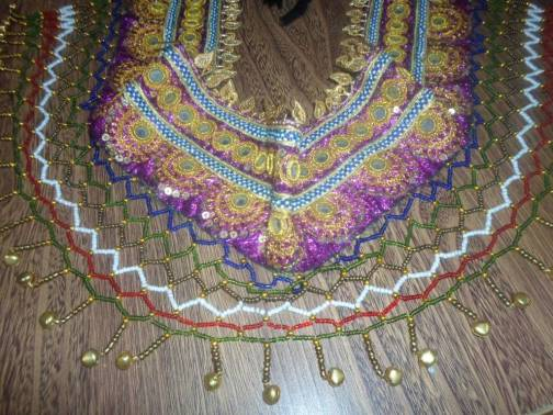 Kuchi Bells Belt With Beautiful Net Design