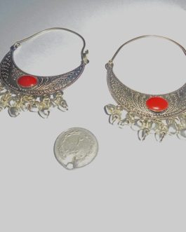 Wholesale Vintage Coral Ear Ring