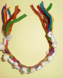 Shell Made Multi Cord Bracelet