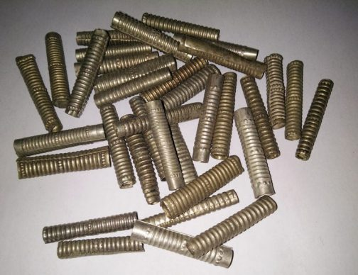 Metal Spacer for Necklaces (50 pcs in a lot)